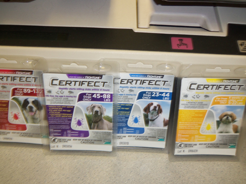 CERTIFECT - Dogs 89-132lbs
