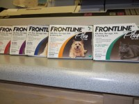 Frontline Plus Dogs- 23 - 44lbs